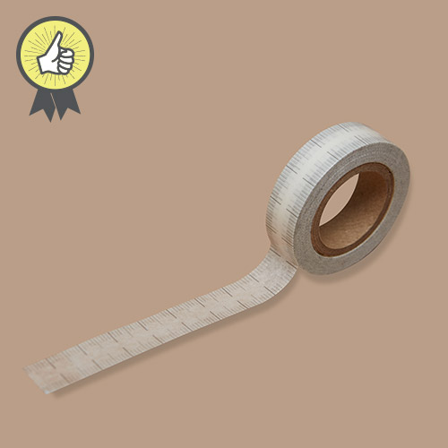 THE TAPE RULER