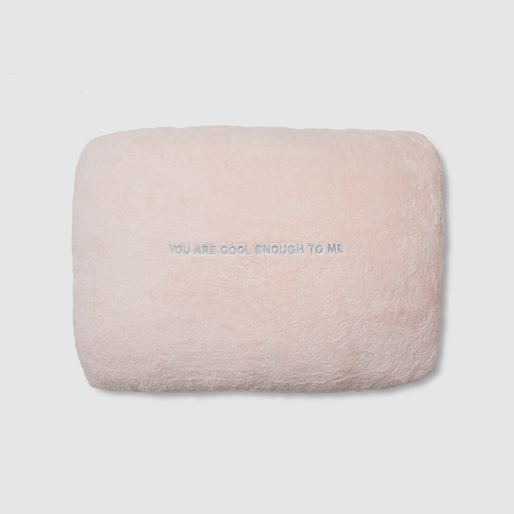 THE PILLOW COVER [PINK] 2EA