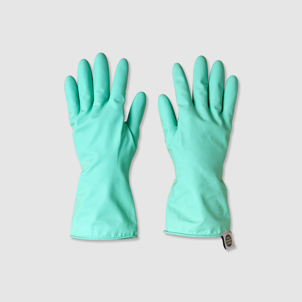 THE RUBBER GLOVES_MINT_5SET